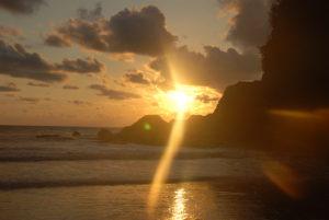 playa ventanas sunset middle set