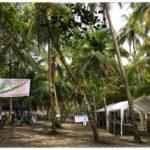 playa ventanas festival tents